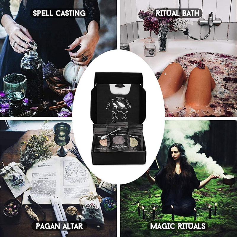 Witchcraft-Dried Herb Kit